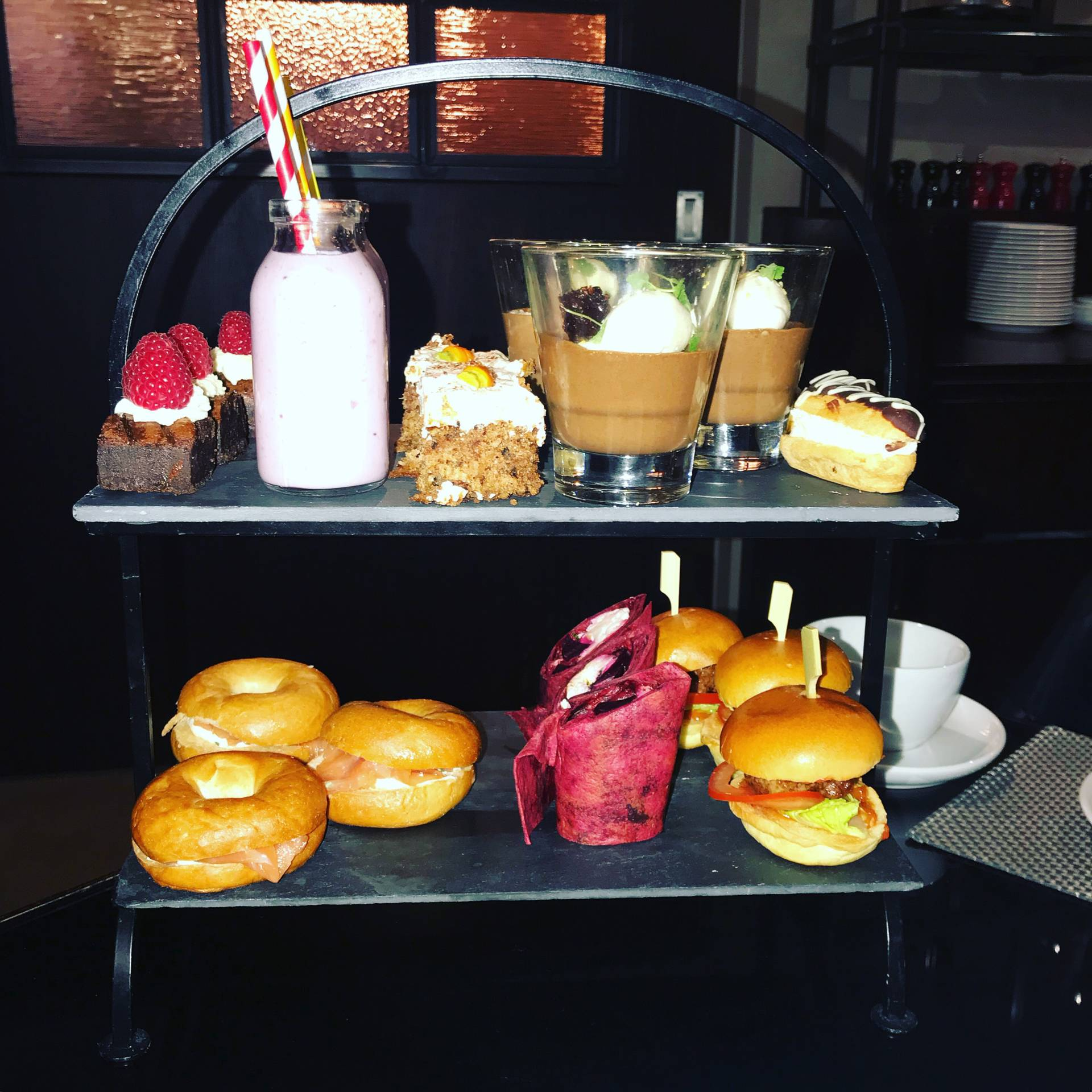 Afternoon Tea Malmaison Leeds