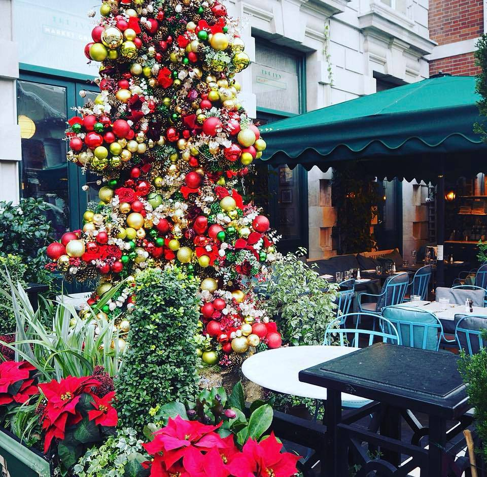 Covent Garden London The Ivy