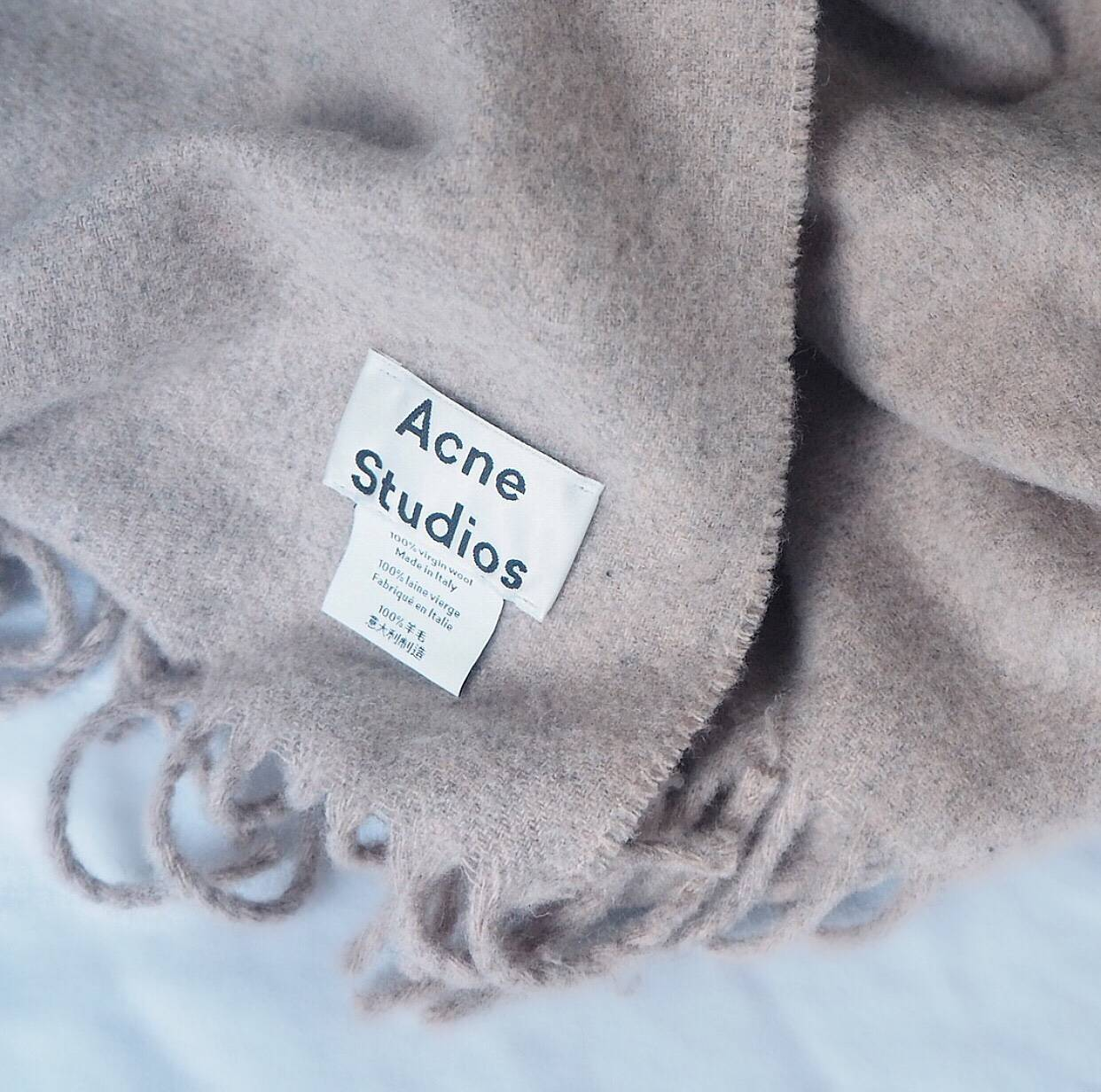 The Acne Canada Scarf