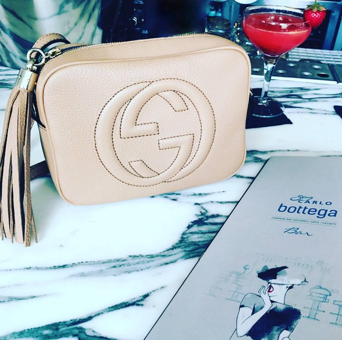 d4c7bf2a417e8 Gucci Soho Disco Handbag Unboxing - Stephanie Jayne - Beauty ...