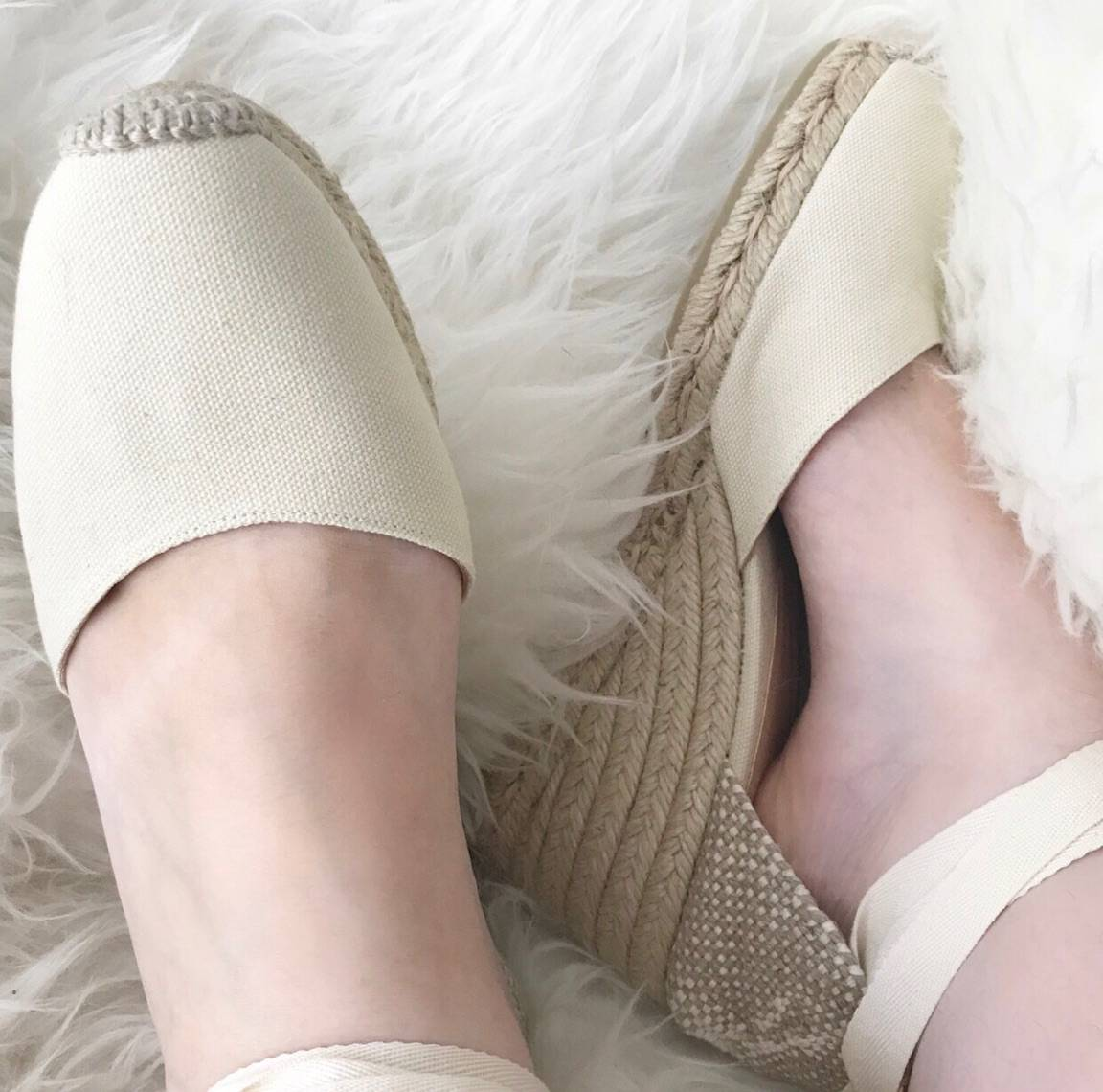 4c191978f7b The Summer Wardrobe Staple Shoe – Castañer Carina Canvas Wedge ...