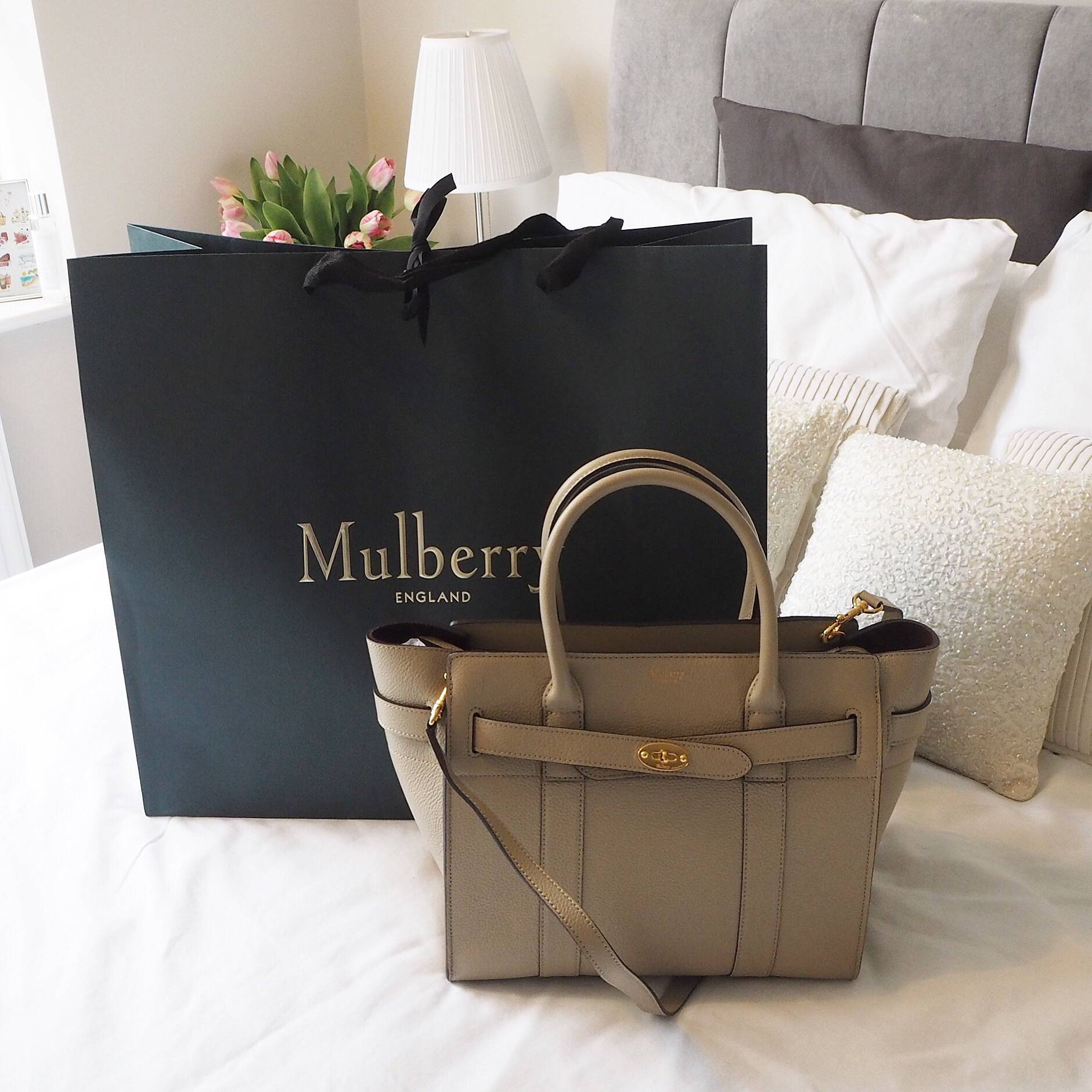 56ea5511c4c2 The Mulberry Zipped Bayswater - Stephanie Jayne - Beauty